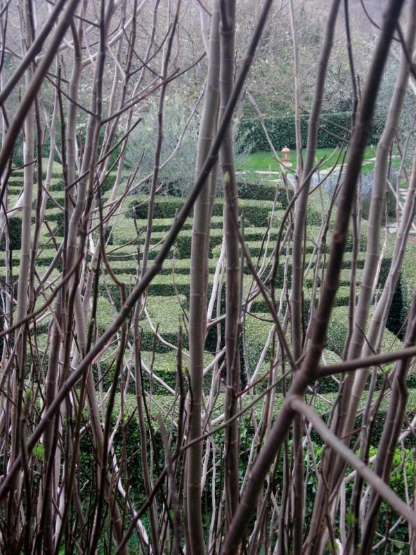 Sovana hotel garden