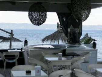 Mojito bar, Bolsena Lake