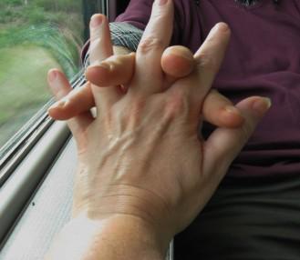 Love by train