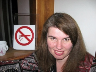 2007 - When I stopped smoking. Photo: MB