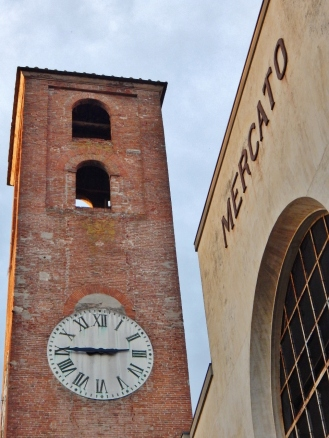 Roman numerals count too! In Lucca