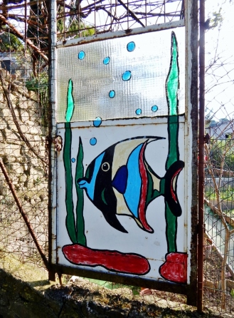 Piran: Because we need more fish door.