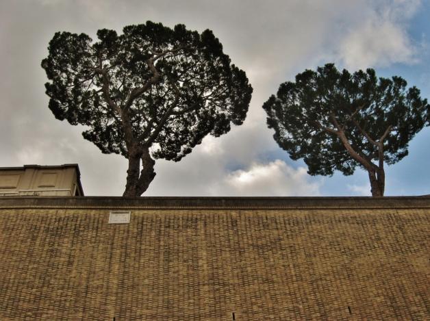 Vatican Walls