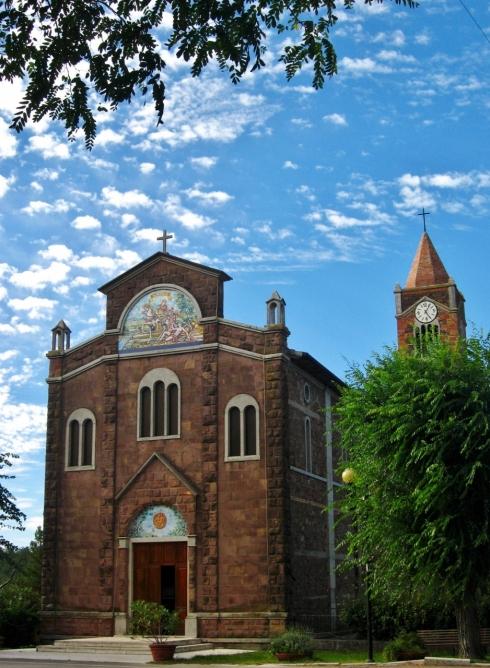 San Martino sul Fiora, Italia