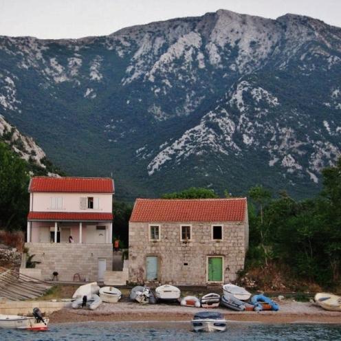 Duba, Pelješac peninsula, Croatia