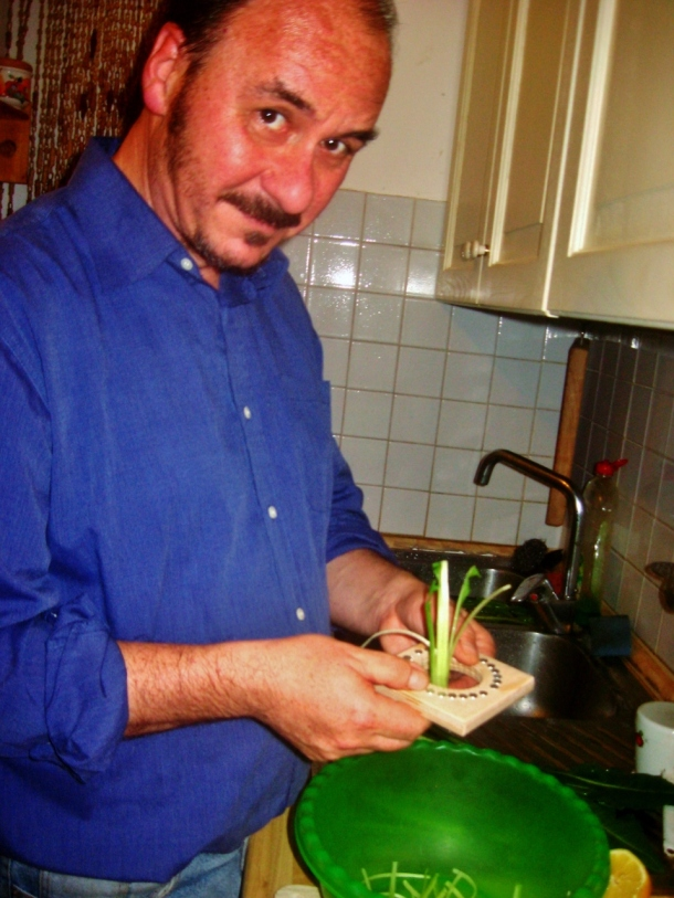 How puntarelle are made