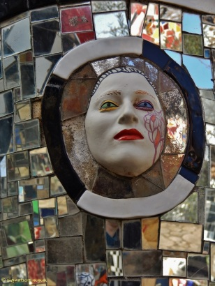 Il giardino dei tarocchi, by Niki de Saint Phalle